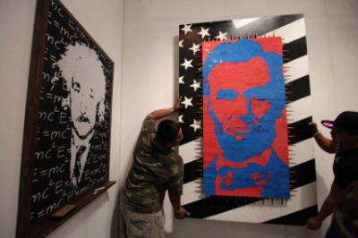 HOUSTON FINE ART FAIR, SEPTEMBER 2012 - HOUSTON CHRONICLE